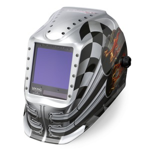 Cagoule de soudure automatique pour MMA-MIG-MAG-TIG Lincoln Electric
