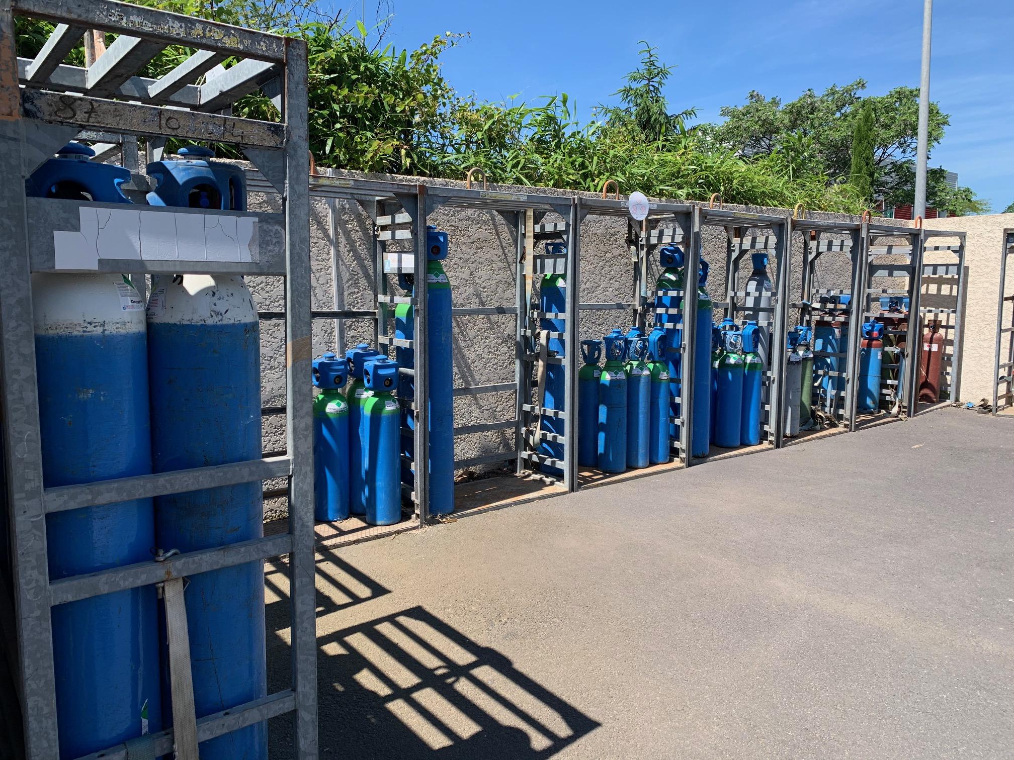Large choix de gaz air liquide pour TIG MIG
