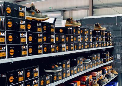 Chaussure de protection professionnel DIKE