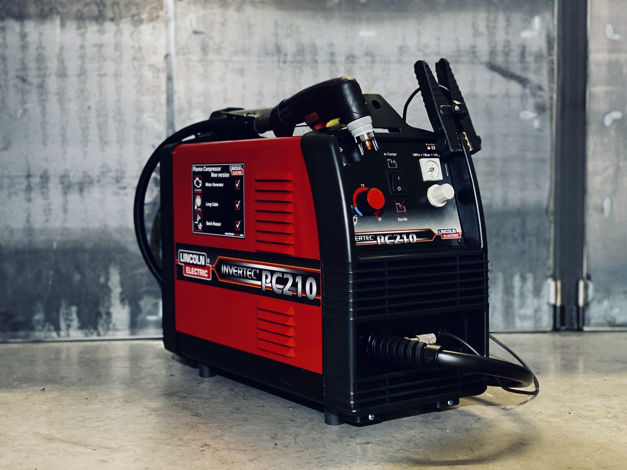 Location poste à découpe plasma Lincoln Electric Invertec PC210