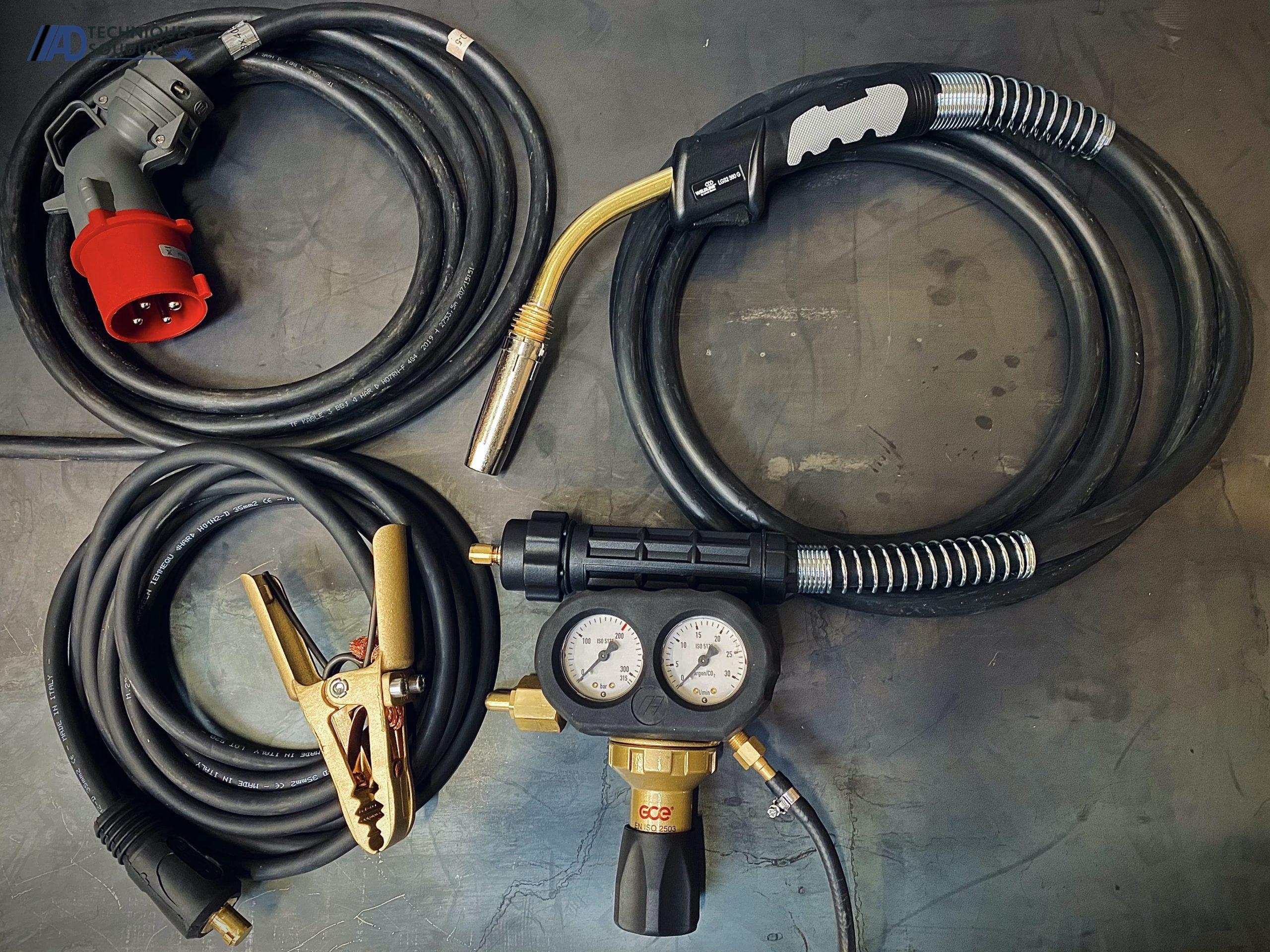Accessoires poste à souder MIG/MAG Powertec 305C Lincoln Electric monophasé