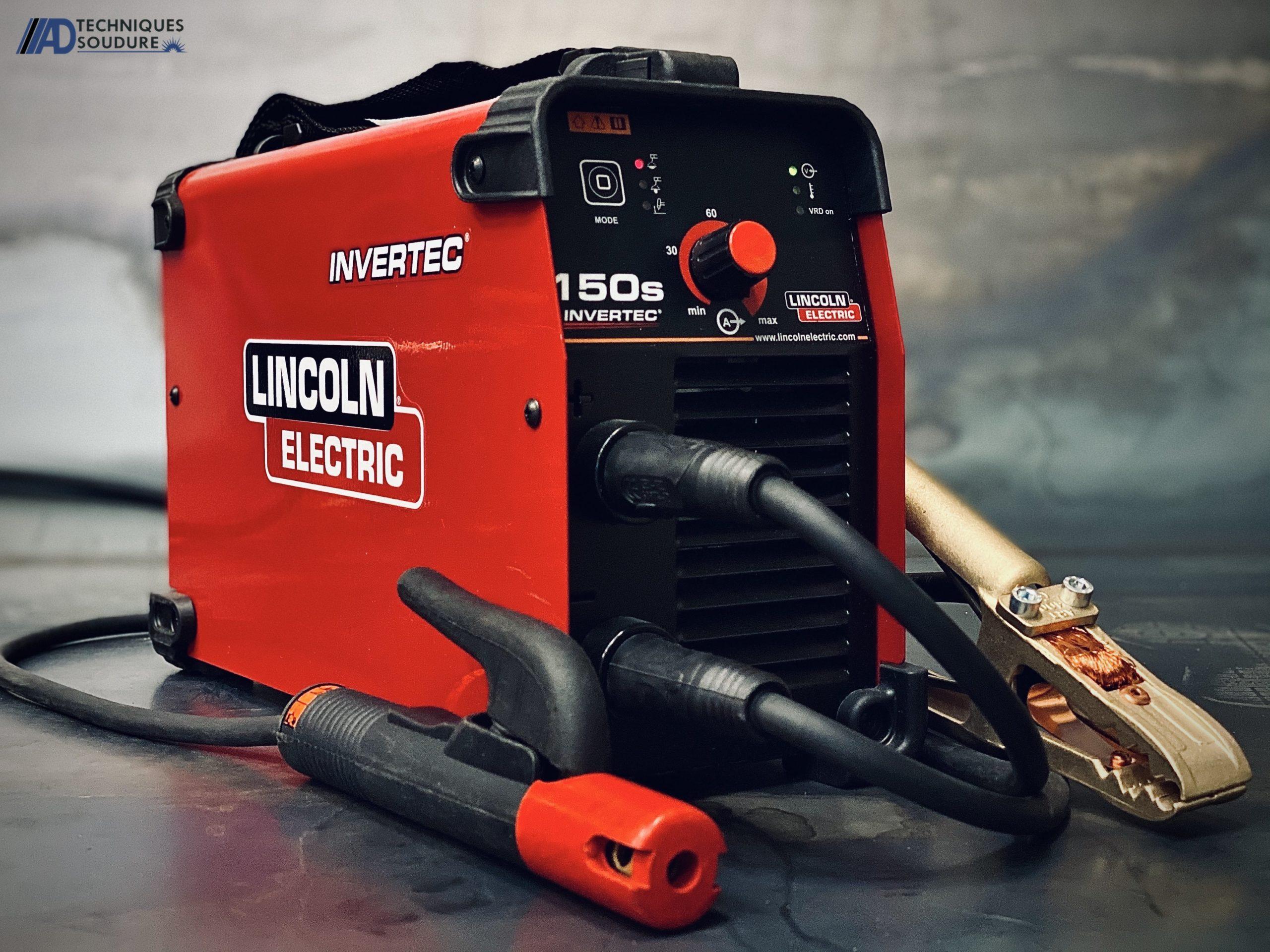 Poste à souder MIG INVERTEC 150S Lincoln Electric