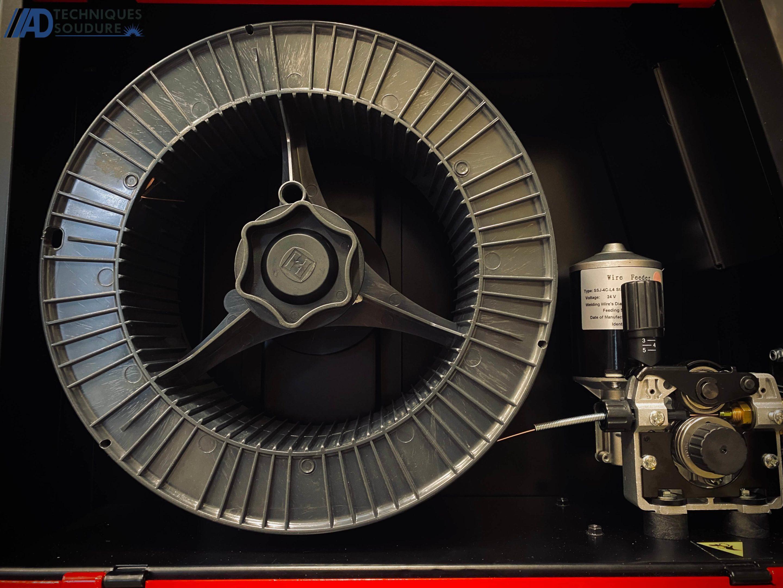 Poste à souder MIG-MAG multi-procédés SPEEDTEC 215C Lincoln Electric monophasé