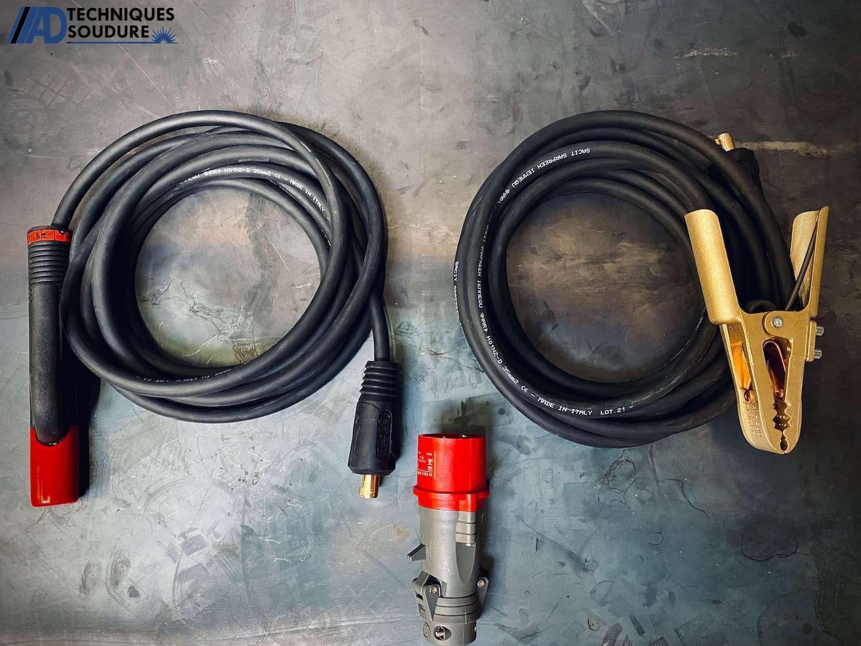 Accessoires poste à souder electrode enrobée INVERTEC 270SX Lincoln Electric triphasé
